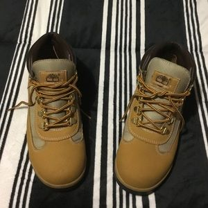 "Timberland 6"" Field Scuff Helcor Waterproof Boot"